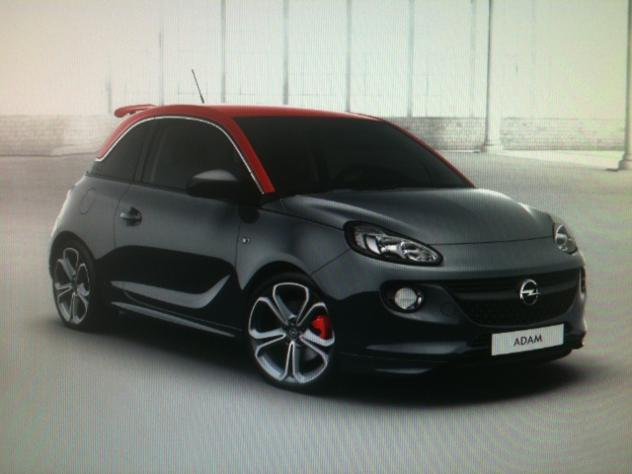 sold opel adam s 1 4 turbo 150cv r used cars for sale autouncle. Black Bedroom Furniture Sets. Home Design Ideas