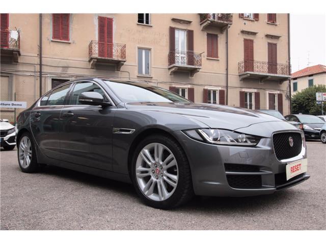 sold jaguar xe 2 0 d turbo 180cv a used cars for sale. Black Bedroom Furniture Sets. Home Design Ideas