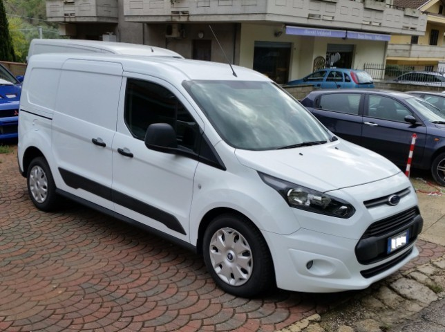 sold ford transit connect trend l2 used cars for sale autouncle. Black Bedroom Furniture Sets. Home Design Ideas