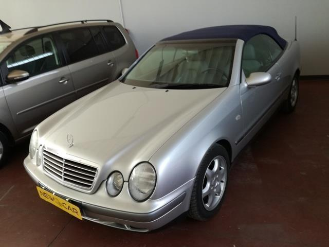 usata Mercedes CLK200 CLASSE CLKKompressor cat Cabrio Elegance