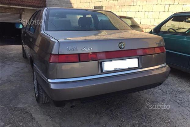 Sold Alfa Romeo 164 2 0i V6 Turbo Used Cars For Sale