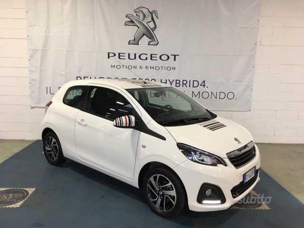Sold Peugeot VTi Porte Ac Used Cars For Sale AutoUncle - Peugeot 108 3 portes
