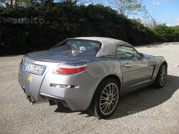 sold opel gt cabrio 2010 persona used cars for sale autouncle. Black Bedroom Furniture Sets. Home Design Ideas