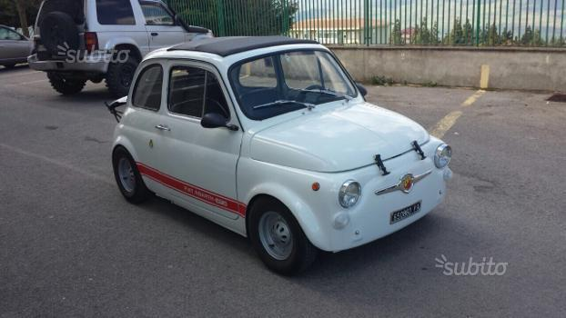 Sold Fiat 500 Abarth 695 Used Cars For Sale Autouncle