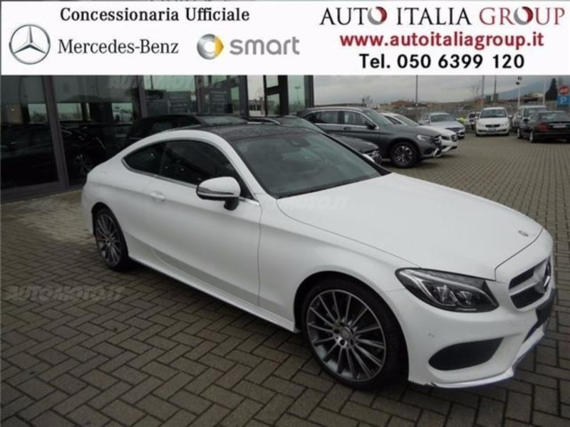 Sold mercedes 220 classe c coup cd used cars for sale autouncle - Mercedes classe e 4 coupe ...