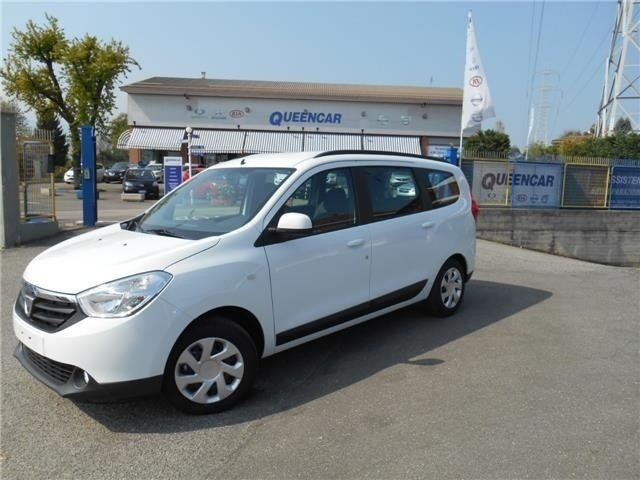sold dacia lodgy 1 5 dci 90cv 7 po used cars for sale. Black Bedroom Furniture Sets. Home Design Ideas