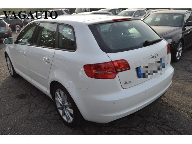 sold audi a3 1 6 tdi 105 cv cr s t used cars for sale autouncle. Black Bedroom Furniture Sets. Home Design Ideas