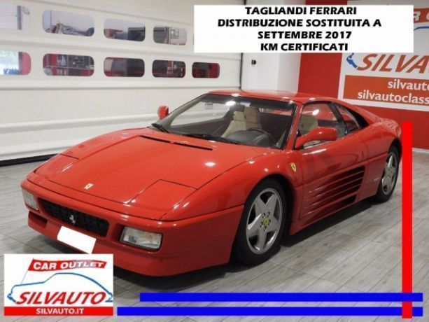 Ferrari 348 Usata 74 Ferrari 348 In Vendita Autouncle