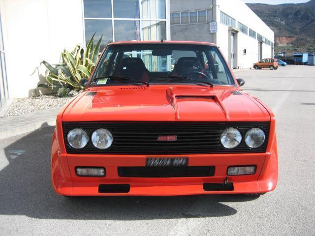 Sold Fiat 131 Abarth Rally Stradal Used Cars For Sale
