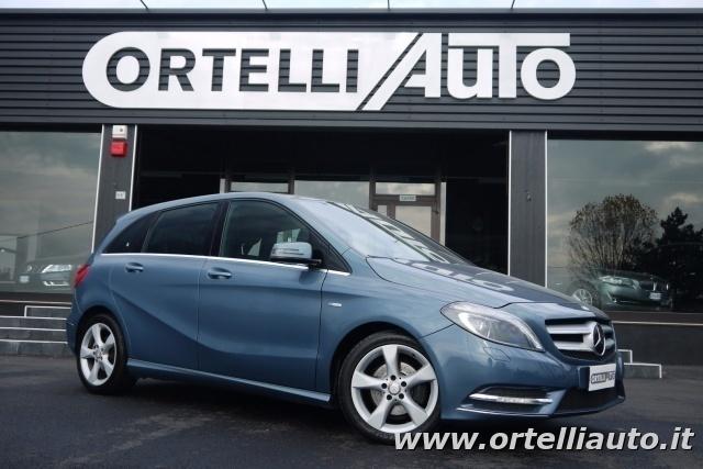 gebraucht Mercedes B180 CDI 109 Cv BlueEFFICIENCY Premium