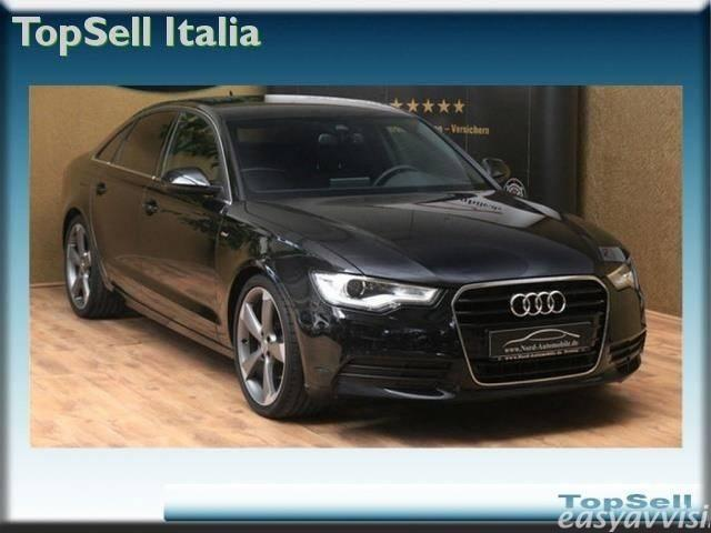 Sold audi a6 2 0 tdi 190 cv ultra used cars for sale for Lunghezza audi a6 berlina