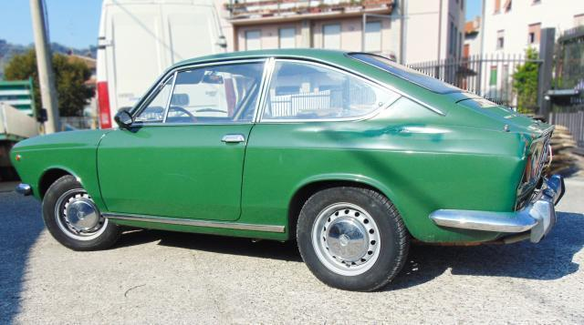 Sold fiat 850 coupe 39 sport 1969 i used cars for sale - Fiat 850 sport coupe for sale ...