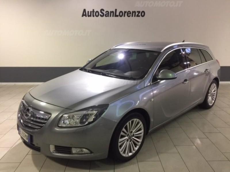 Schemi Elettrici Opel Insignia : Usato cdti cv start stop sports tourer cosmo