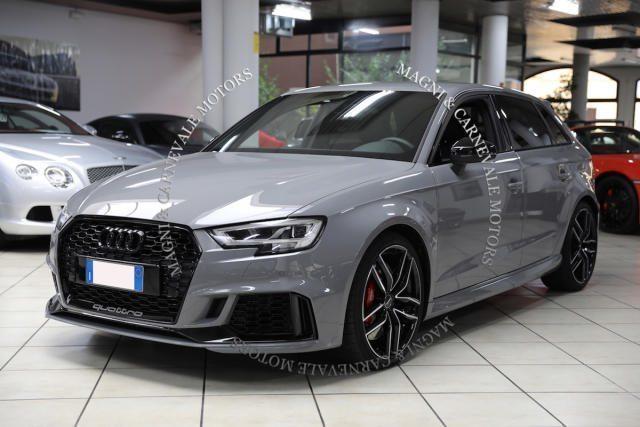Venduto Audi A3 Rs3 Scarico Spor Auto Usate In Vendita