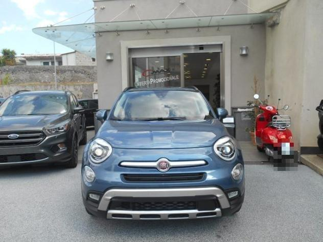 sold fiat 500x city cross 1 6 e to used cars for sale autouncle. Black Bedroom Furniture Sets. Home Design Ideas