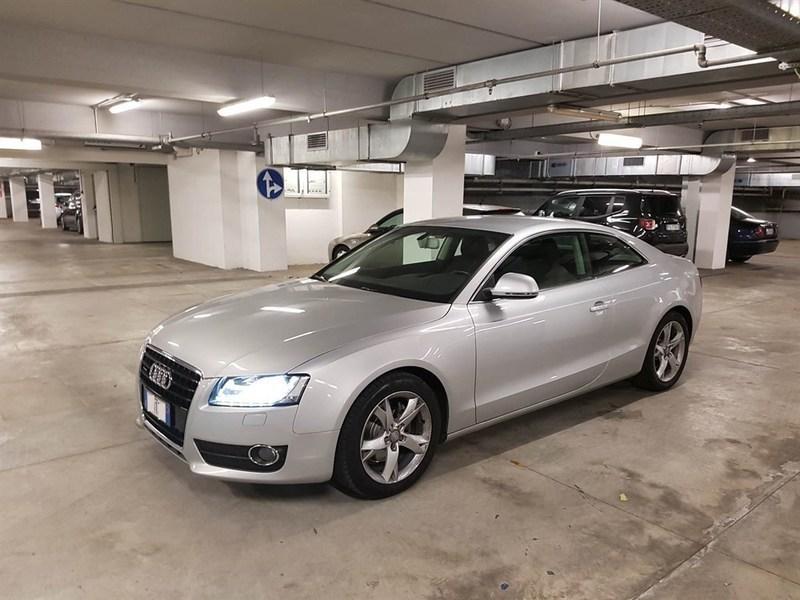 Audi a5 coupe 30 tdi usata