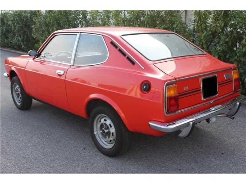 sold fiat 128 coupe 39 sl used cars for sale. Black Bedroom Furniture Sets. Home Design Ideas