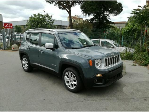 venduto jeep renegade 1 6 mjt 120 cv