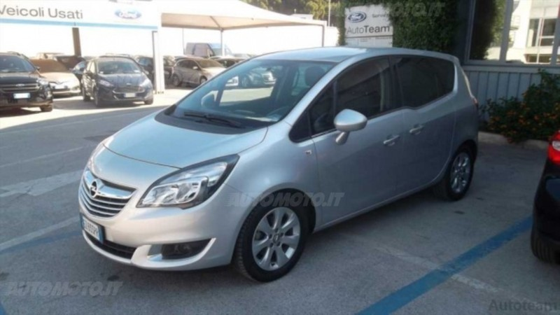 sold opel meriva usata 2015 used cars for sale autouncle. Black Bedroom Furniture Sets. Home Design Ideas