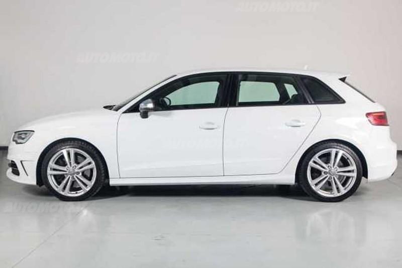 Audi s3 sportback usata 6