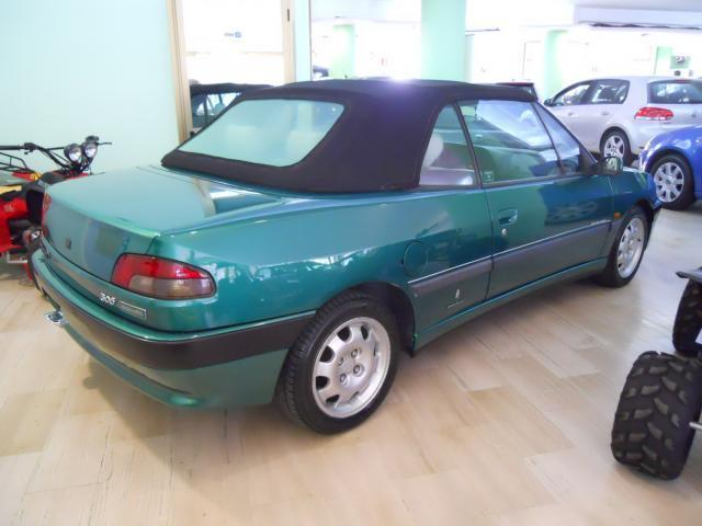 sold peugeot 306 cabriolet cat used cars for sale autouncle. Black Bedroom Furniture Sets. Home Design Ideas
