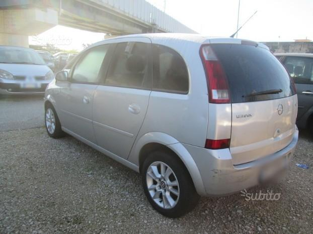 sold opel meriva 1 7 cdti enjoy used cars for sale autouncle. Black Bedroom Furniture Sets. Home Design Ideas