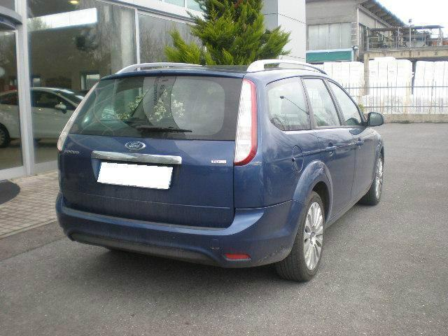 sold ford focus sw titanium 1 6 td used cars for sale autouncle. Black Bedroom Furniture Sets. Home Design Ideas