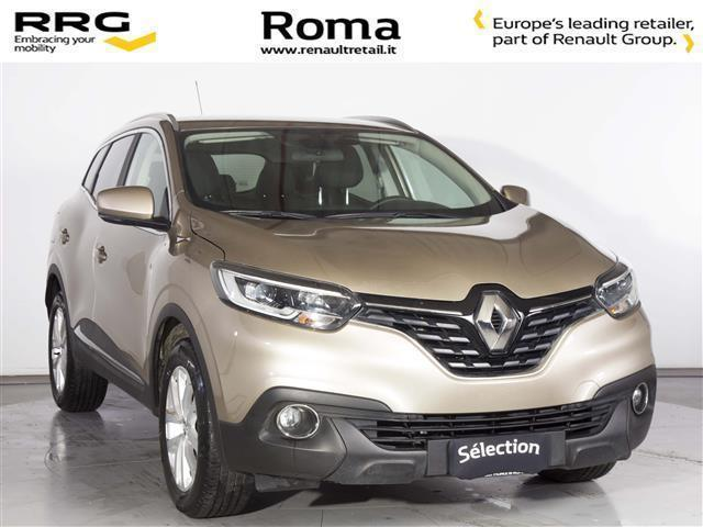 sold renault kadjar 1 5 dci zen en used cars for sale. Black Bedroom Furniture Sets. Home Design Ideas
