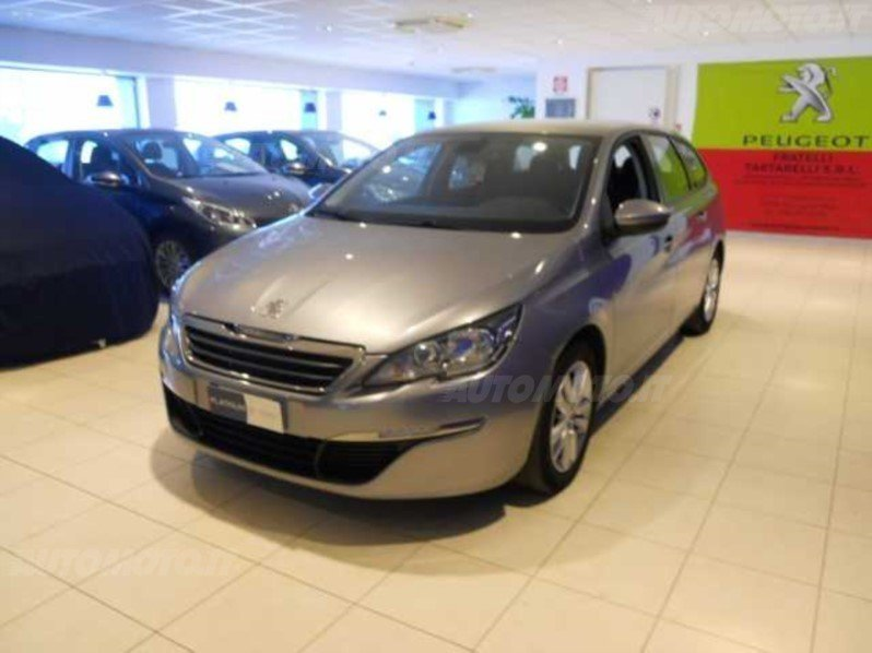 sold peugeot 308 sw business 1 6 b used cars for sale. Black Bedroom Furniture Sets. Home Design Ideas