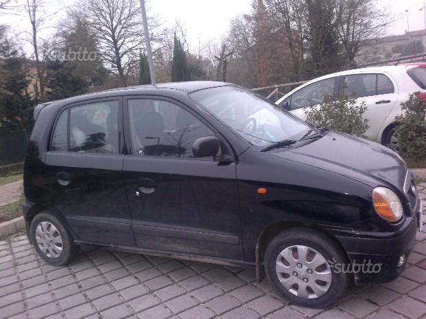 Usato usata 2002 hyundai atos 2002 km in for Subito auto brescia