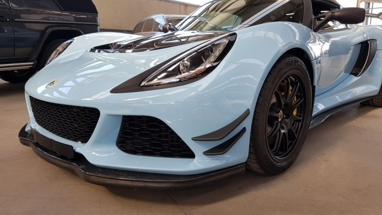 sold lotus exige coup sport 380 n used cars for sale. Black Bedroom Furniture Sets. Home Design Ideas