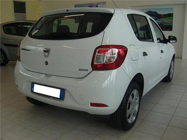 sold dacia sandero 1 2 gpl anno 20 used cars for sale. Black Bedroom Furniture Sets. Home Design Ideas