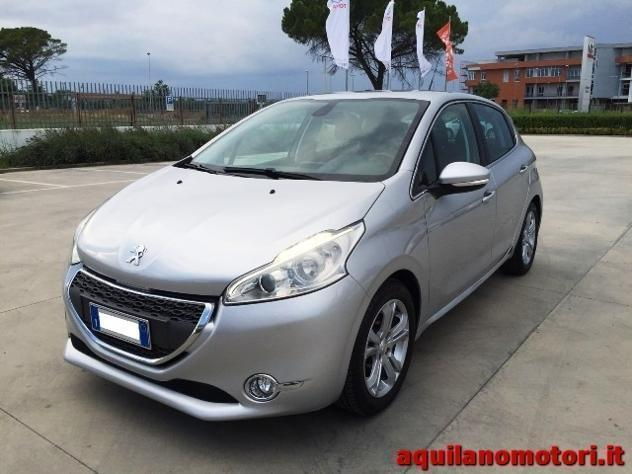 sold peugeot 208 1 4 hdi 68 cv 5 p used cars for sale autouncle. Black Bedroom Furniture Sets. Home Design Ideas