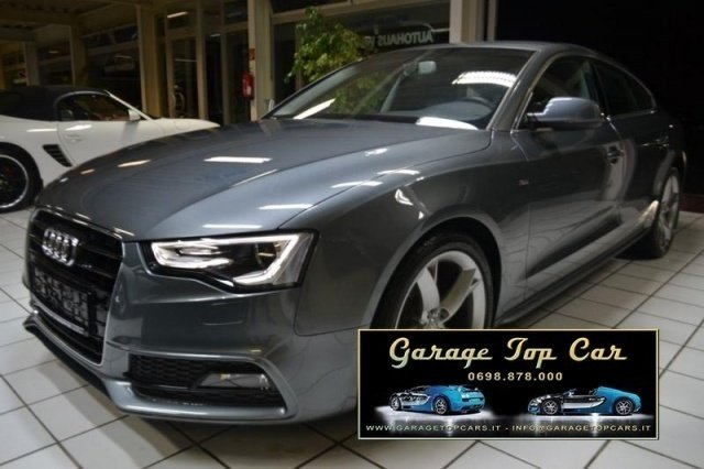 sold audi a5 spb 2 0 tdi 150 cv cl used cars for sale autouncle. Black Bedroom Furniture Sets. Home Design Ideas