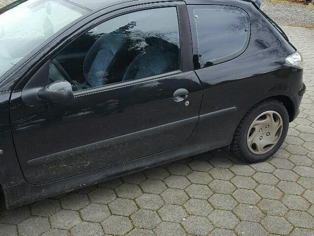 sold peugeot 206 1 4 3p xs used cars for sale autouncle. Black Bedroom Furniture Sets. Home Design Ideas