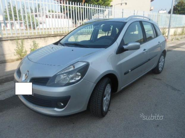 sold renault clio 1 5 tdi sw come used cars for sale autouncle. Black Bedroom Furniture Sets. Home Design Ideas