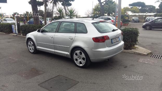 Sold Audi A3 Sportback 2 0 Anno 20 Used Cars For Sale