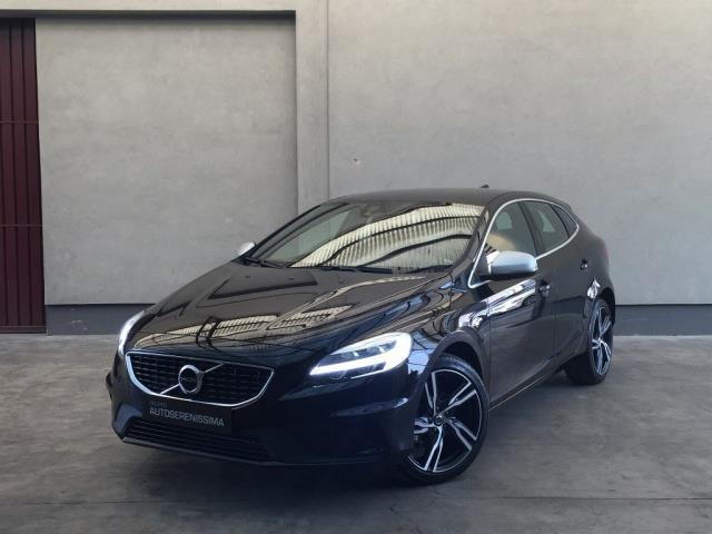 sold volvo v40 d2 r design kinetic used cars for sale autouncle. Black Bedroom Furniture Sets. Home Design Ideas