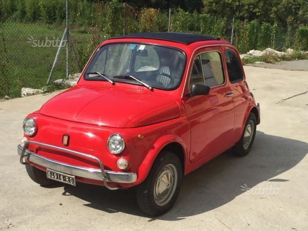 sold fiat 500 used cars for sale autouncle. Black Bedroom Furniture Sets. Home Design Ideas