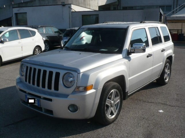sold jeep patriot 2 0 turbodiesel used cars for sale. Black Bedroom Furniture Sets. Home Design Ideas