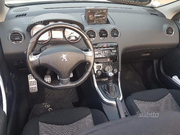 sold peugeot 308 cc 308 1 6 e hdi used cars for sale autouncle. Black Bedroom Furniture Sets. Home Design Ideas