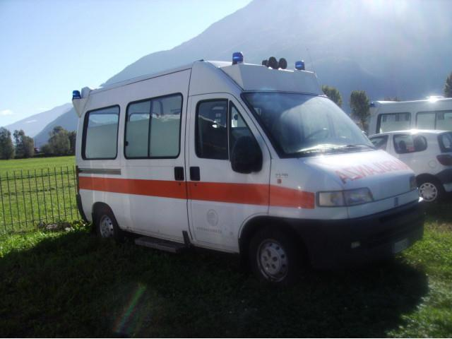 sold fiat ducato 4x4 ambulanza used cars for sale autouncle. Black Bedroom Furniture Sets. Home Design Ideas