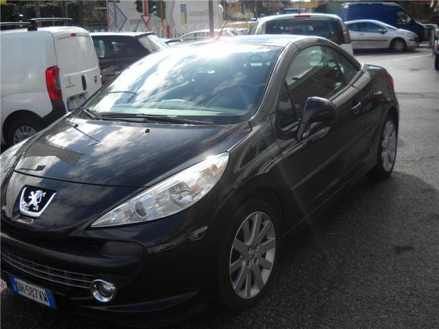 sold peugeot 207 cc 1 6 hdi 110cv used cars for sale autouncle. Black Bedroom Furniture Sets. Home Design Ideas