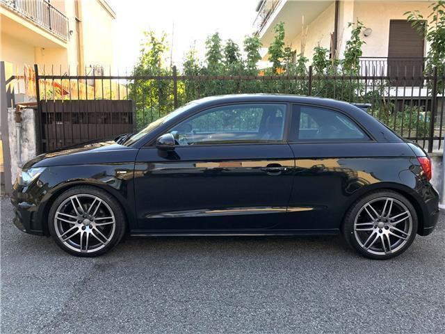 sold audi a1 1 4 tfsi 185 cv s tro used cars for sale. Black Bedroom Furniture Sets. Home Design Ideas