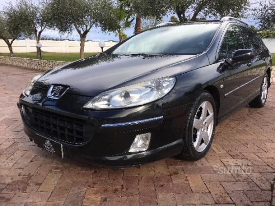 sold peugeot 407 sw 2 0 hdi 136cv used cars for sale autouncle. Black Bedroom Furniture Sets. Home Design Ideas