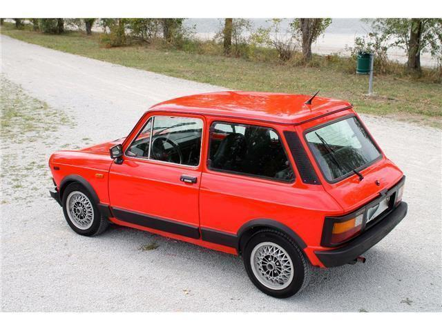 Popolare Sold Autobianchi A112 abarth 70 hp - used cars for sale - AutoUncle IA64