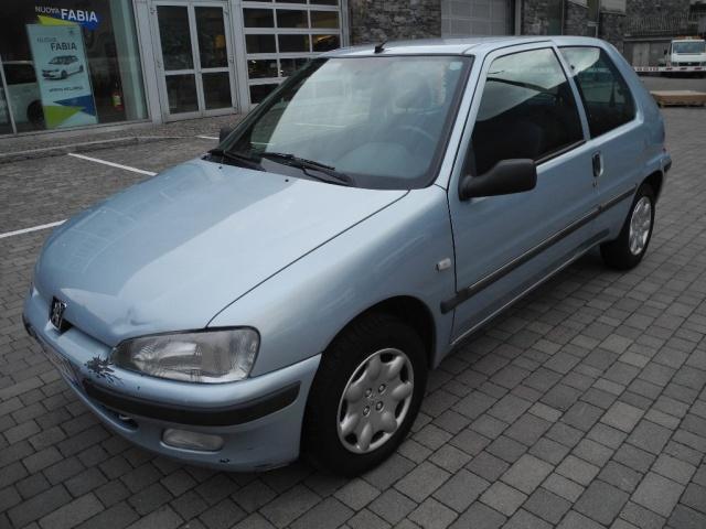 usata Peugeot 106 1.1i cat 3 porte Open