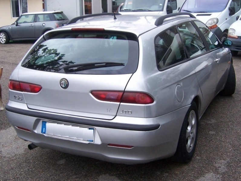 sold alfa romeo 156 1 9 jtd spotwa used cars for sale autouncle. Black Bedroom Furniture Sets. Home Design Ideas