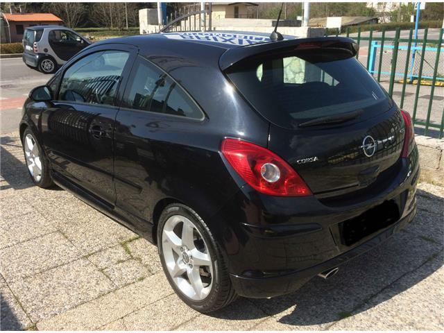 sold opel corsa 1 7 cdti 125cv 3 p used cars for sale. Black Bedroom Furniture Sets. Home Design Ideas