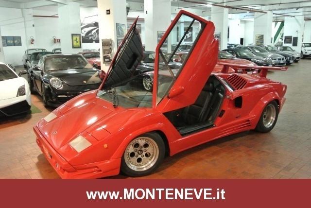 Venduto Lamborghini Countach 25 Anniv Auto Usate In Vendita